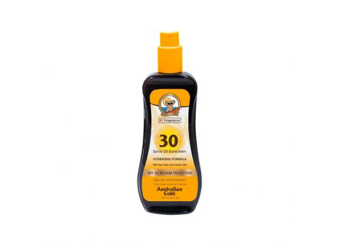 Spry Oil Sunscreen SPF30