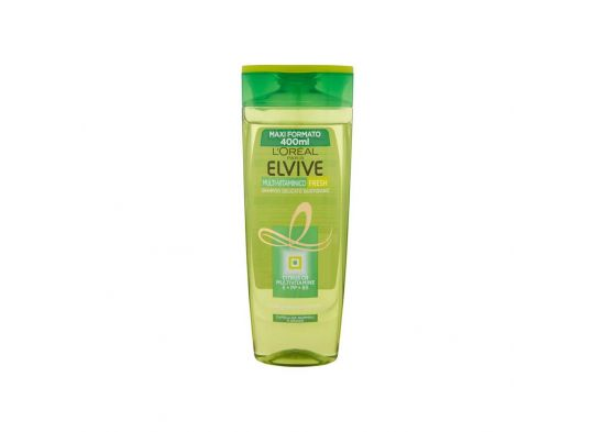 Elvive Shampoo Multivitaminico Fresh