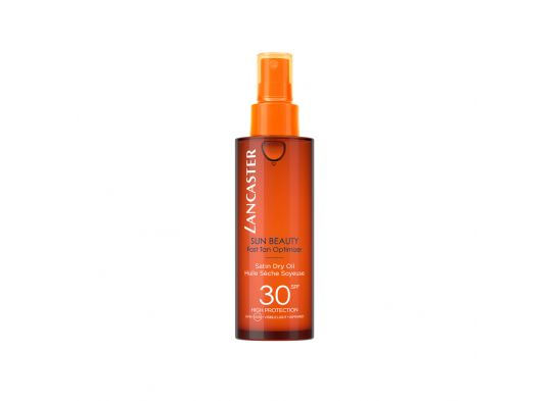 Sun Beauty Olio Effetto Seta SPF30 Fast Tan Optimizer