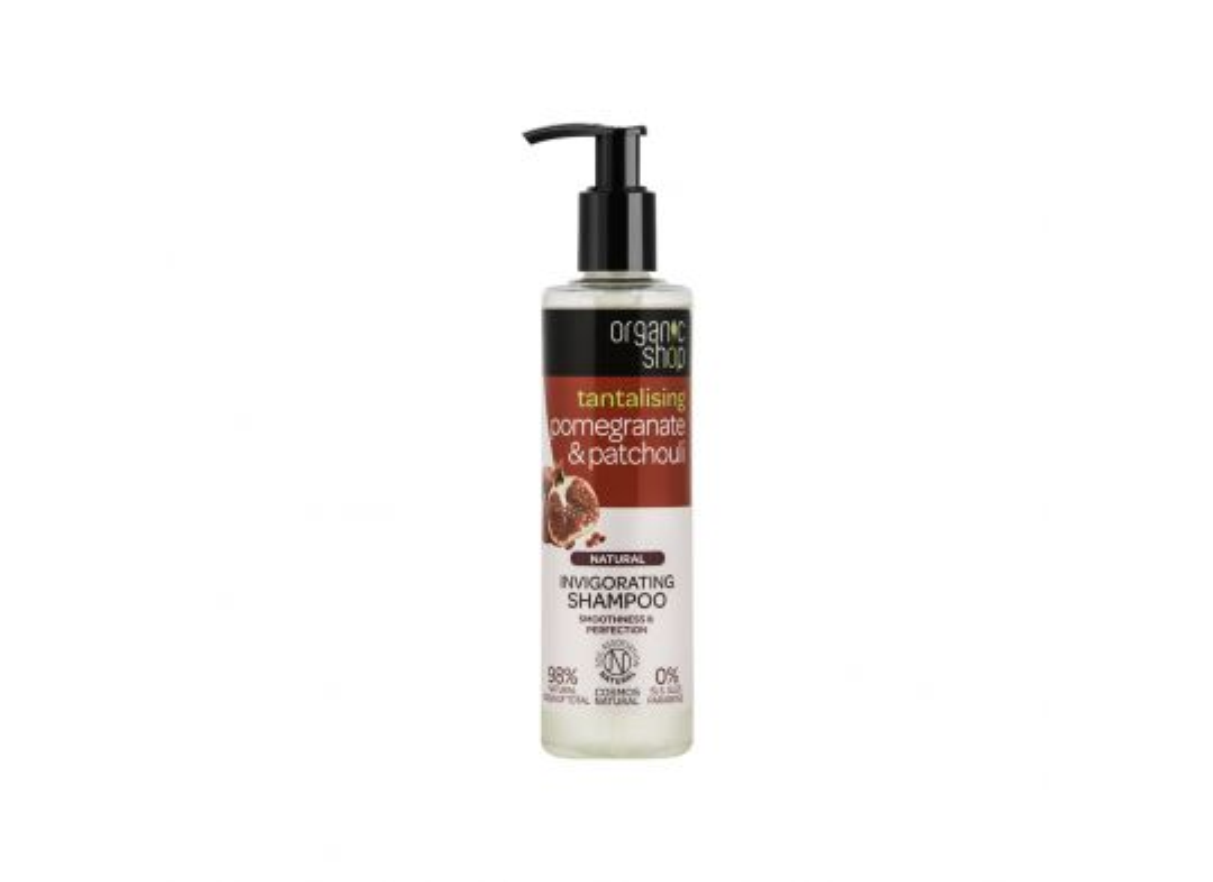 Shampoo Melograno & Patchouli