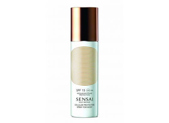 Cellular Protective Spray For Body Spf15