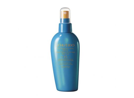 Sun Protection Spray Lotion SPF 15