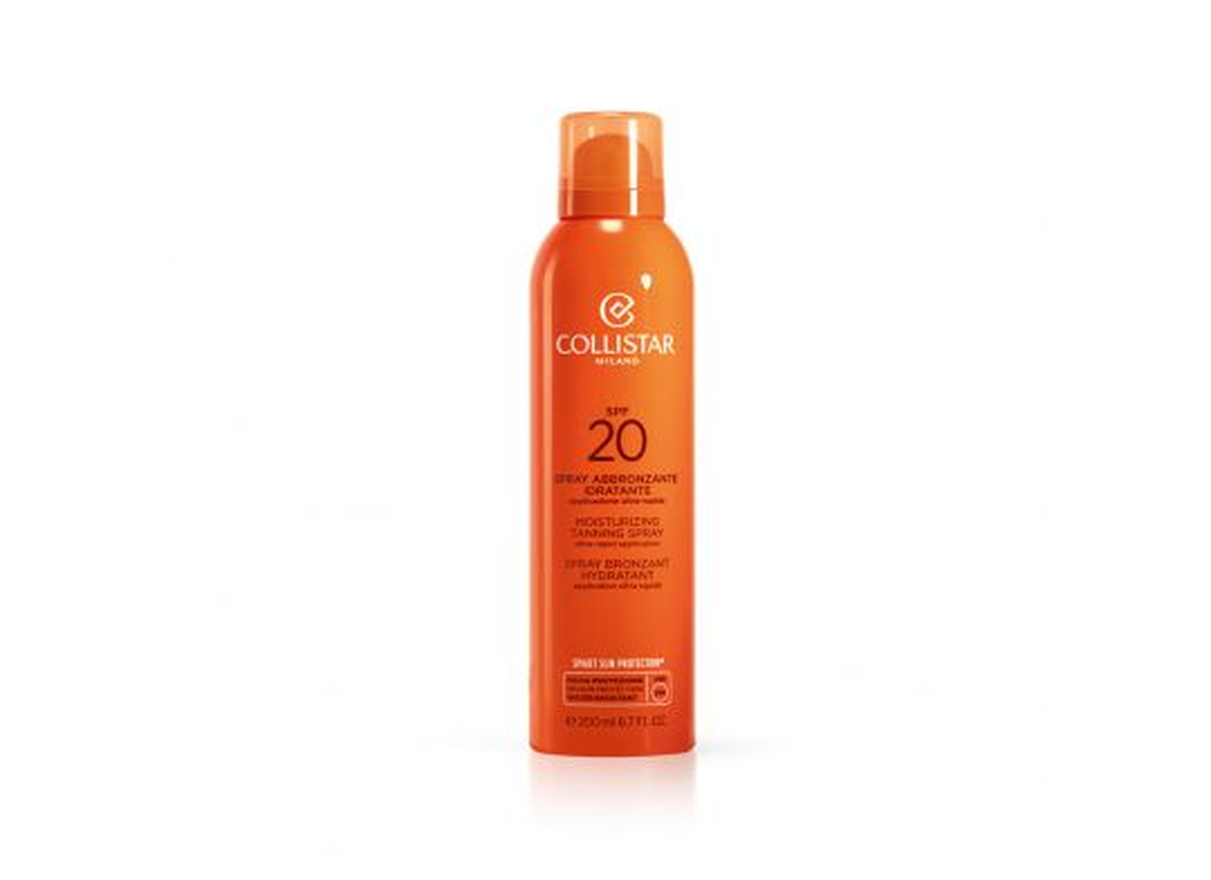Spray Abbronzante Idratante SPF20