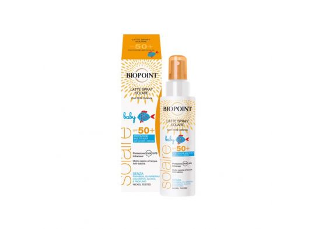 Baby Latte Spray Solare SPF50+